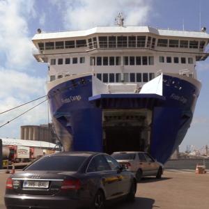 Keltų bilietai į Helsinkį Vuosaari uostą